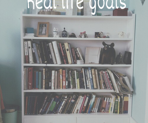 books, reading, and life goals image