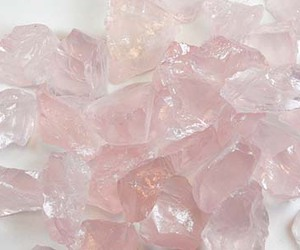 crystal, pink, and grunge image