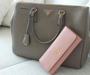 Prada, bag, and fashion image