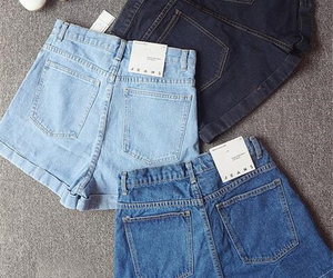 shorts, clothes, and jeans image