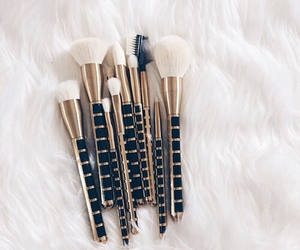 accessories, fashion, and make up image