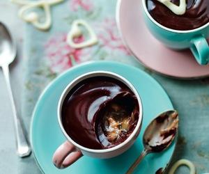 chocolate, salted caramel, and pots de creme image