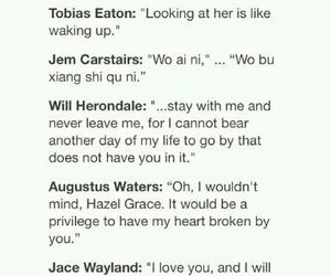 jace wayland, jem carstairs, and will herondale image