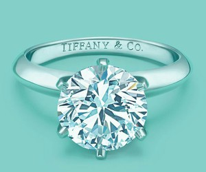 tiffany and ring image