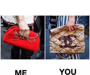 fake, chanel, and fashion image