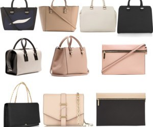 bags, victoria beckham, and vb image