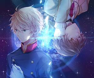anime, slaine troyard, and anime boys image