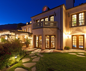house, beautiful, and luxury image