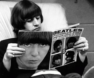 60s, ringo starr, and sixties image