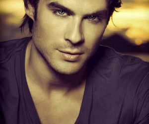 ian somerhalder, Hot, and damon salvatore image