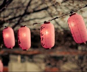 japan, japon, and lantern image