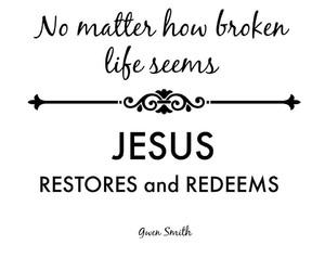 jesus and love image