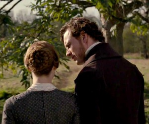 charlotte bronte and jane eyre image