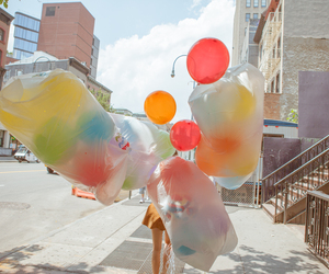 balloons and photography image