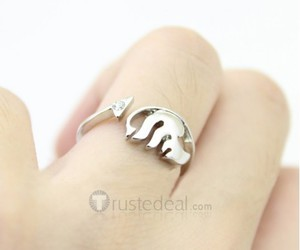 fairy tail cosplay, cheap cosplay costume, and gray fullbuster ring image