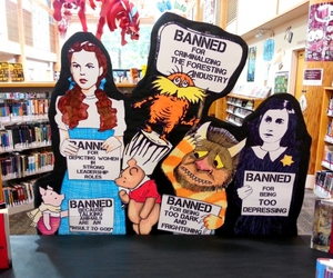 book, banned, and tumblr image