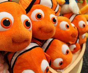 nemo, cute, and fish image