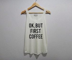 coffee, first coffee, and funny image