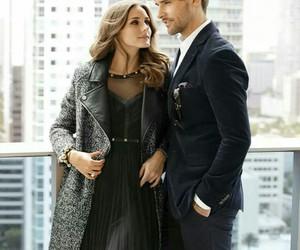 couple, olivia palermo, and johannes huebl image