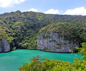 beautiful, holiday, and Island image
