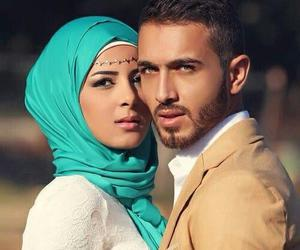muslim and couple image