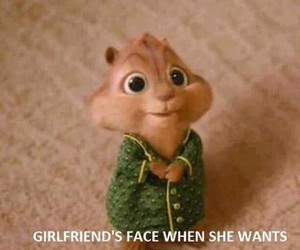 cute, girlfriend, and funny image