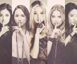 pretty little liars, pll, and spencer image