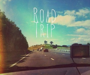 Road Trip and summer image