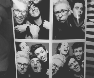 connor franta, troye sivan, and tyler oakley image