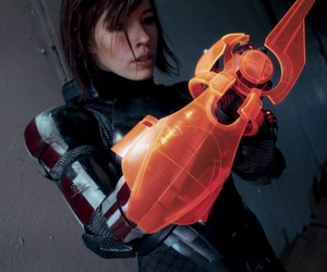 cosplay, game, and mass effect image