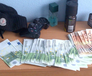 euro, Moncler, and money image