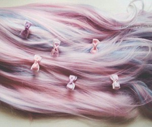 beautiful hair, pale colors, and tumblr image