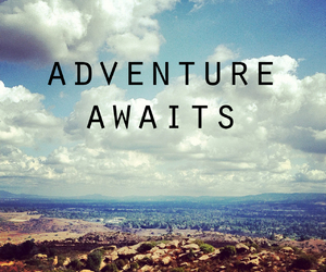 adventure and sky image