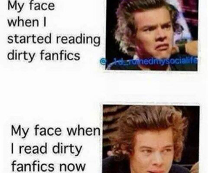 dirty, fanfic, and fan fiction image