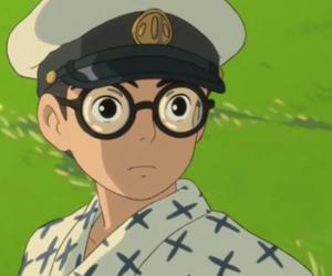 Hayao Miyazaki, movir, and the wind rises image