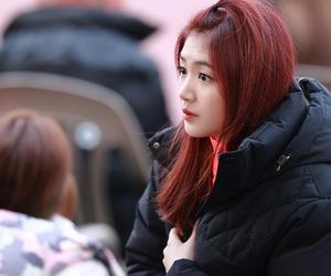 red hair, hello venus, and yeoreum image