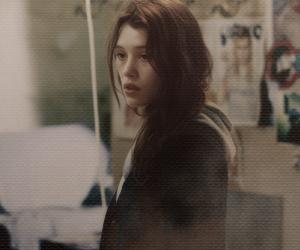 girl, sad, and tired image