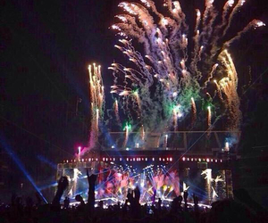 one direction, concert, and 1d image