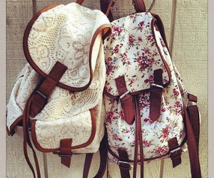 bags, cute, and fashion image
