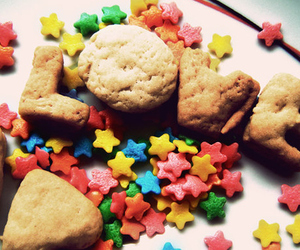 love, stars, and Cookies image