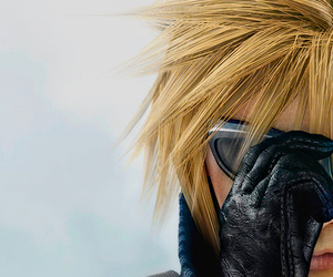 cloud strife and square enix image