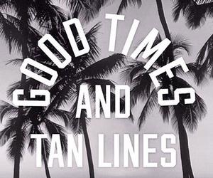 summer, tan, and beach image