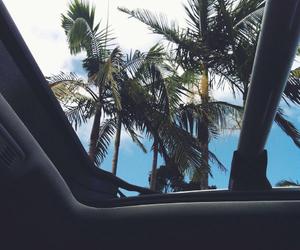 summer, beach, and sky image