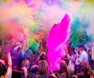 colors and festival image