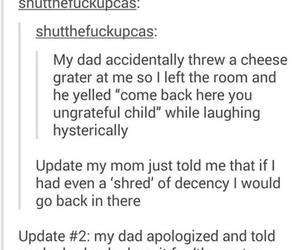 cheese, funny, and grate image