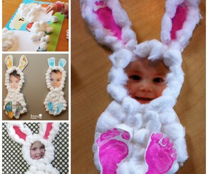 crafts, diy, and easter bunny image