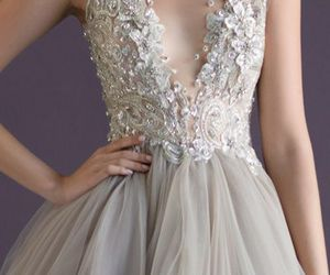 blush, brodery, and romantic image