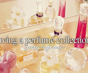 perfume, quote, and text image