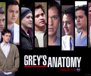 greys anatomy, i miss you, and george omalley image