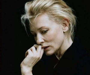 cate blanchett and woman image